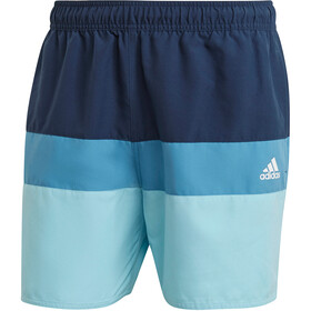 adidas Block CLX Short Length Shorts Men, crew navy/haze sky